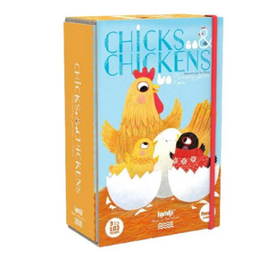Memory Game - Chicks and Chickens