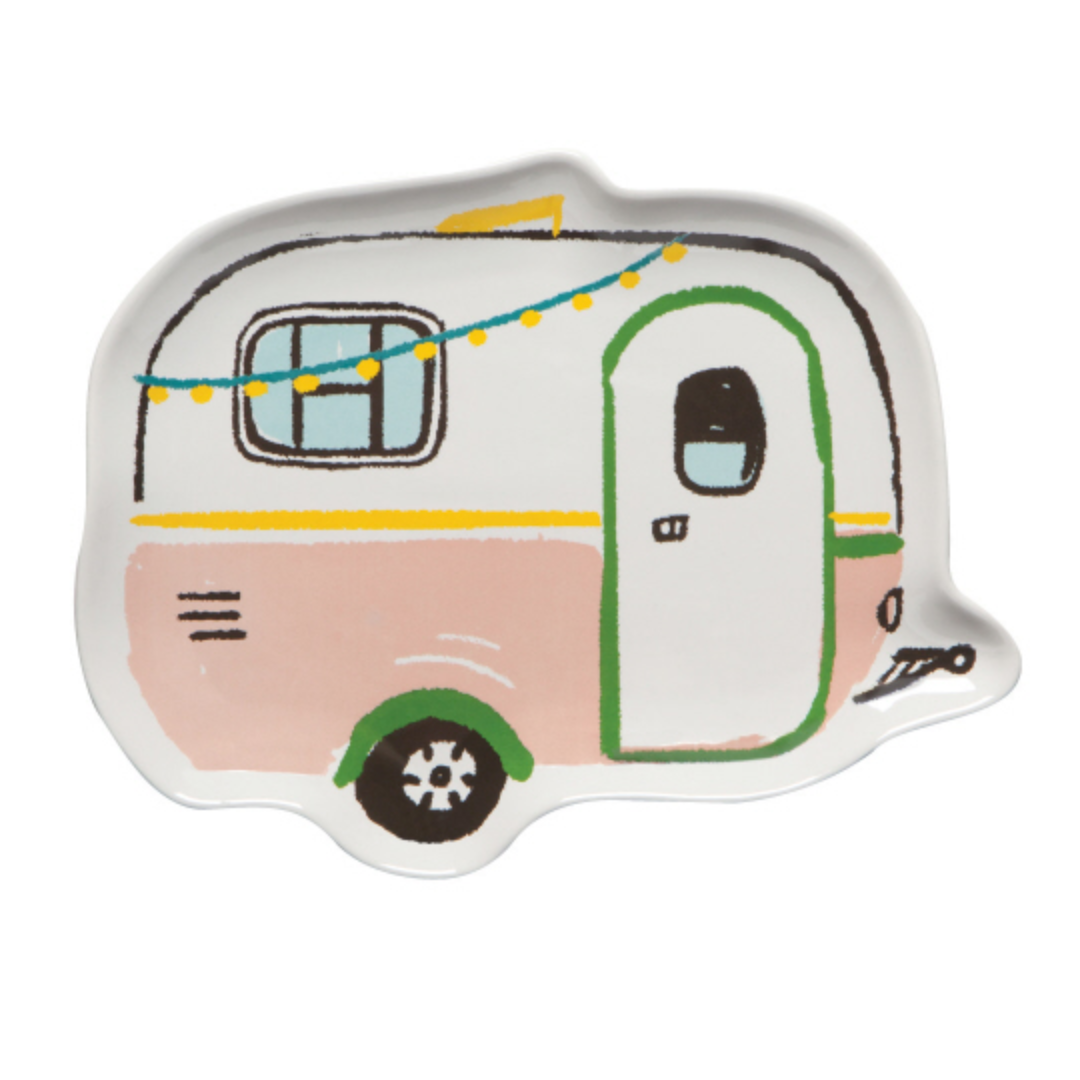 Shaped Plate - Camper