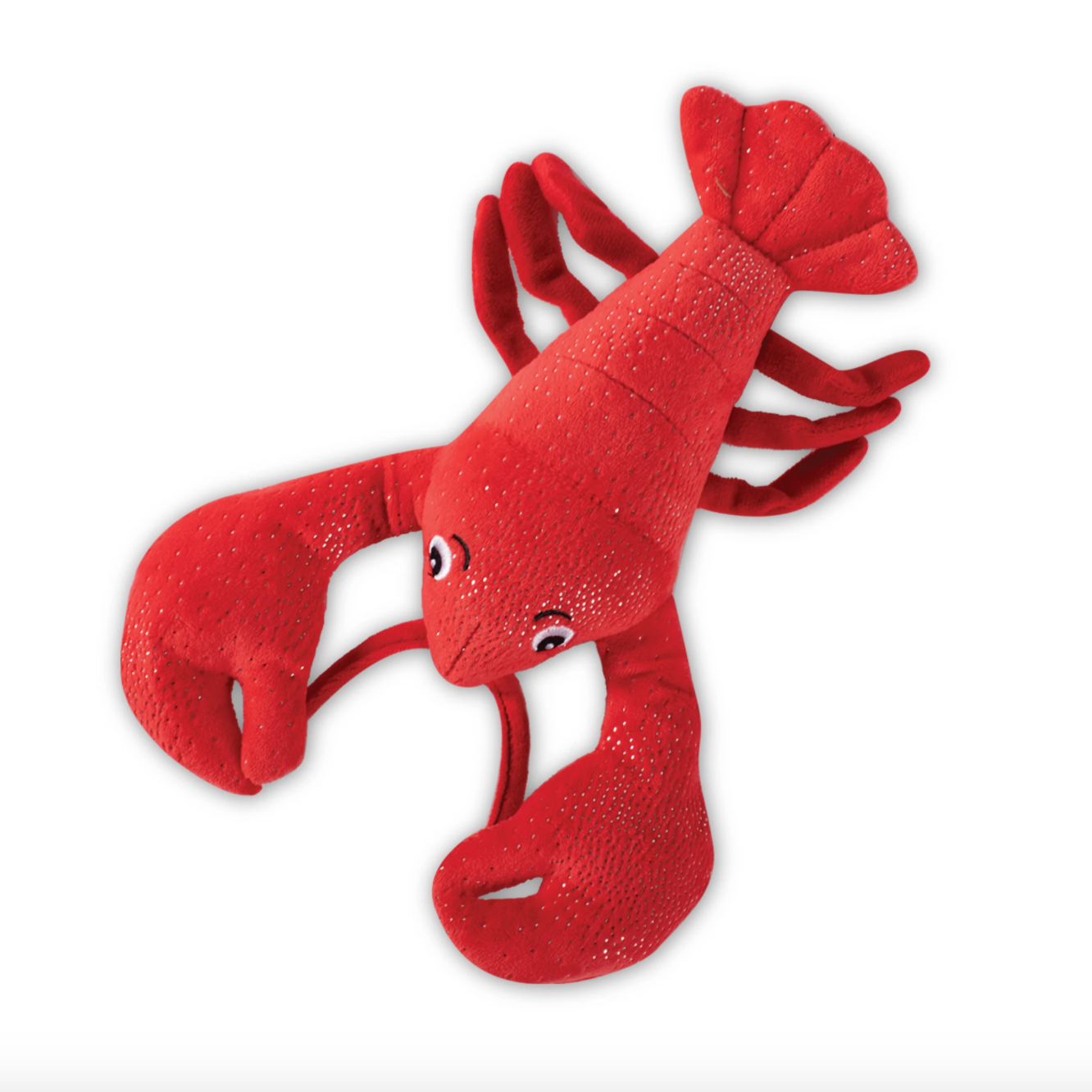 Dog Toy - Plush Lobster