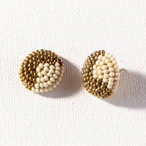 Ink + Alloy - Seed Button Studs