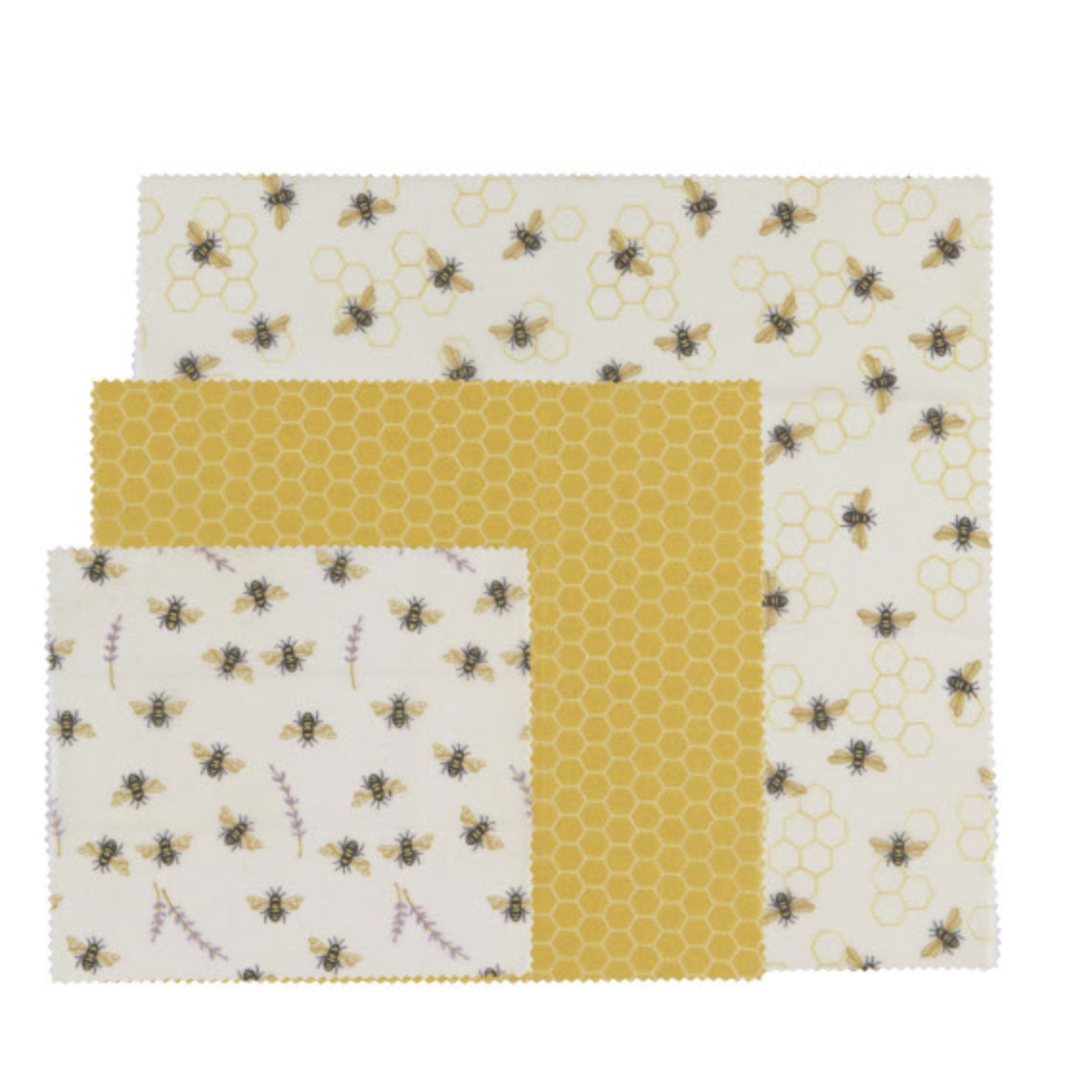 Beeswax Wrap Set/3