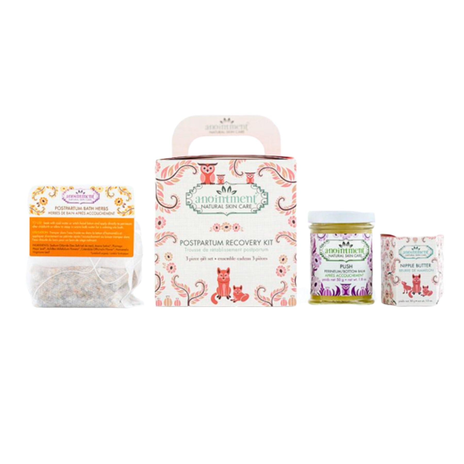 Anointment - Postpartum Recovery Kit