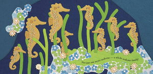 Secret Seahorse - Board Book
