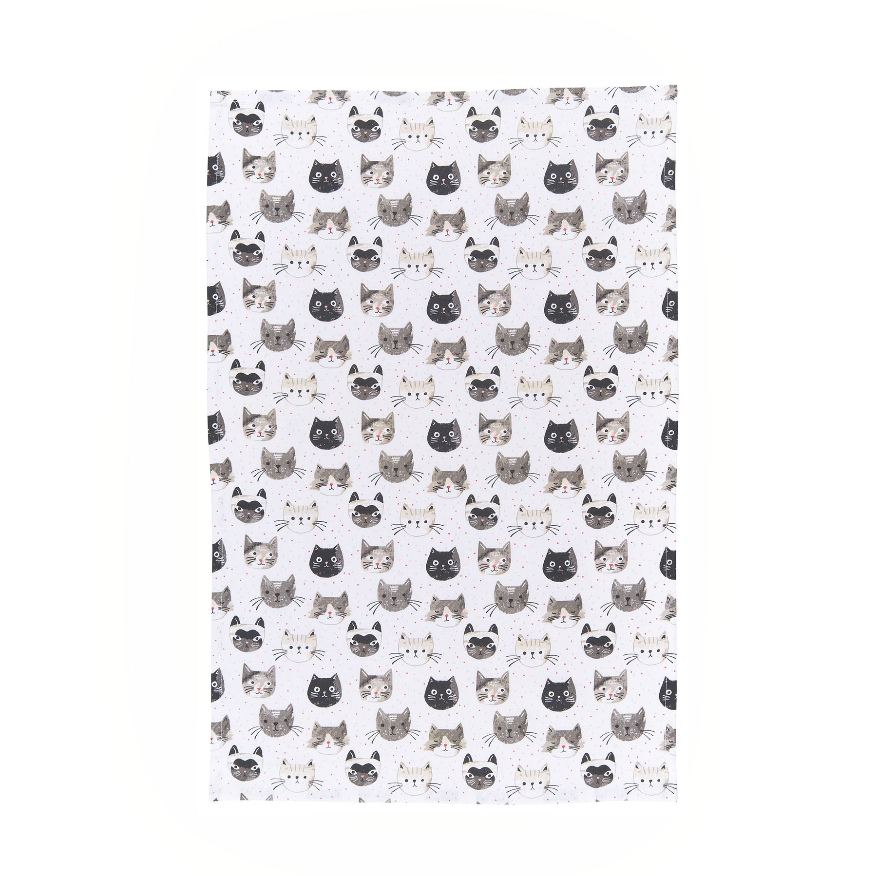 Tea Towel - Cats Meow
