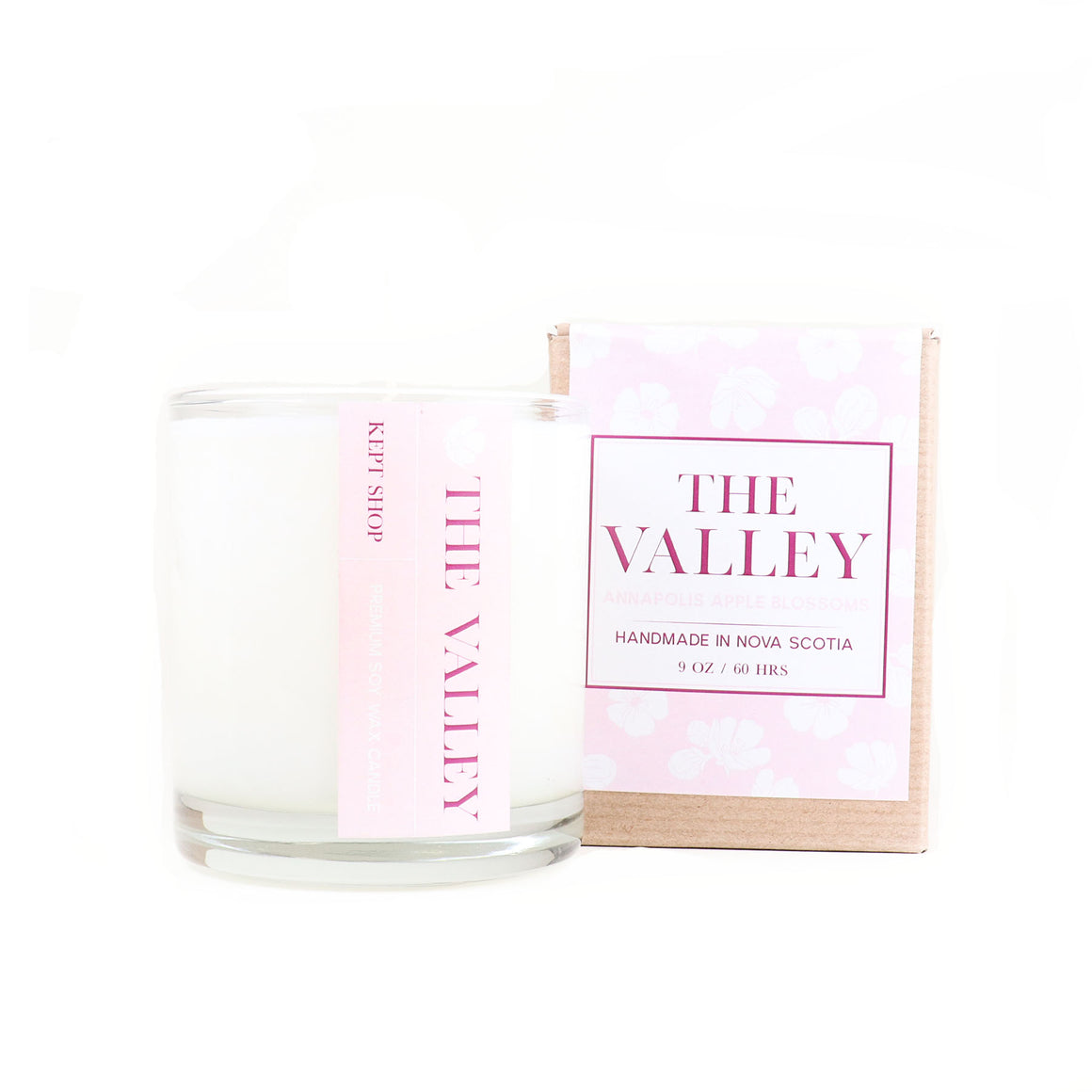 Kept Shop Candle - The Valley