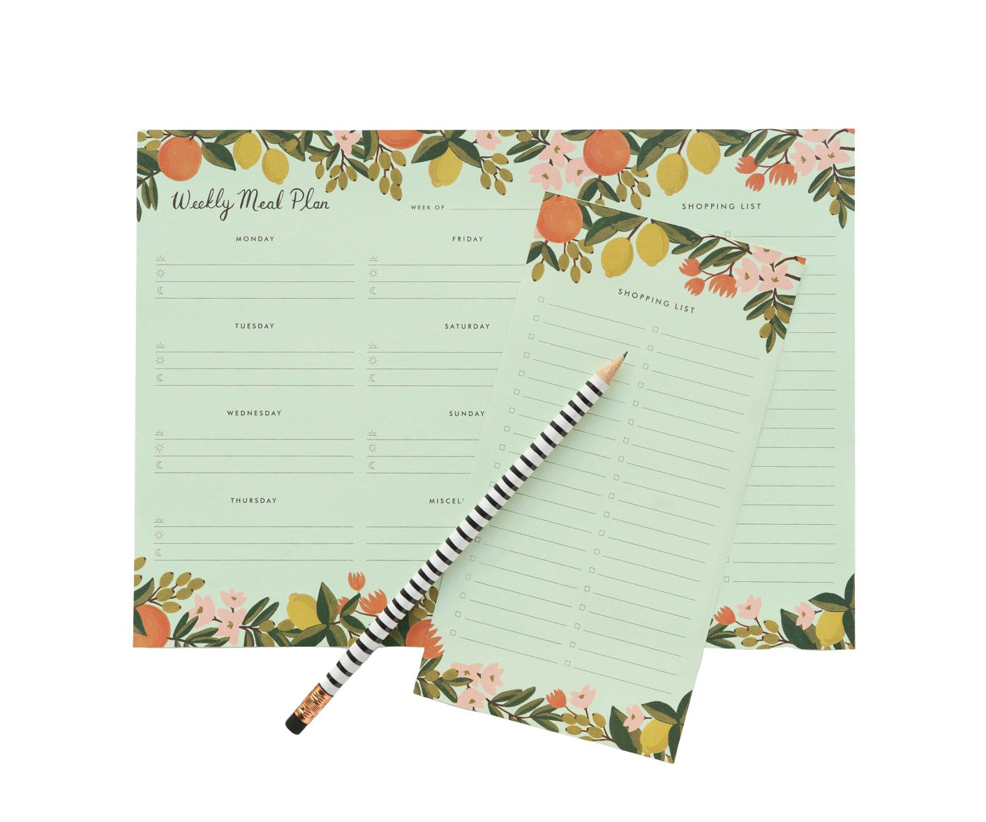 Rifle Paper - Weekly Meal Planner