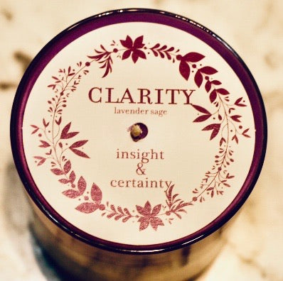 Ruby Room Clarity Candle