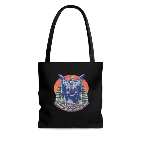 Lord Anubis Tote Bag