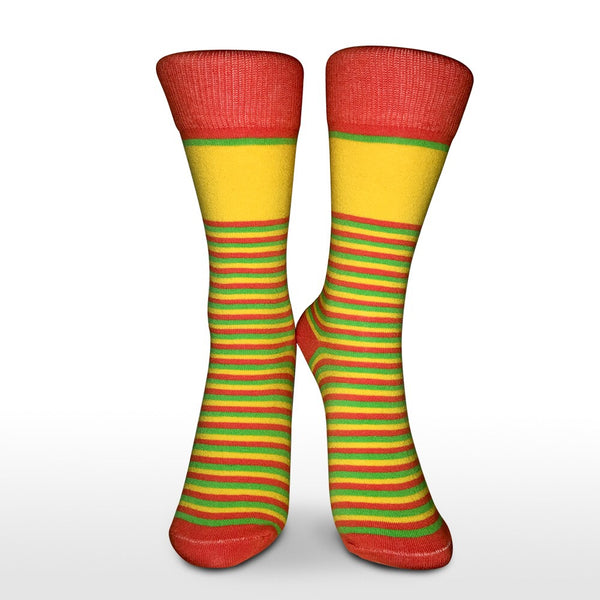 Multi-Stripe socks