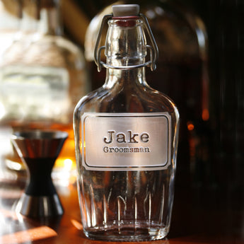 Groomsmen Flasks, Personalized Gifts