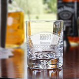 Groomsmen Rocks Scotch Glasses Engraved Gifts