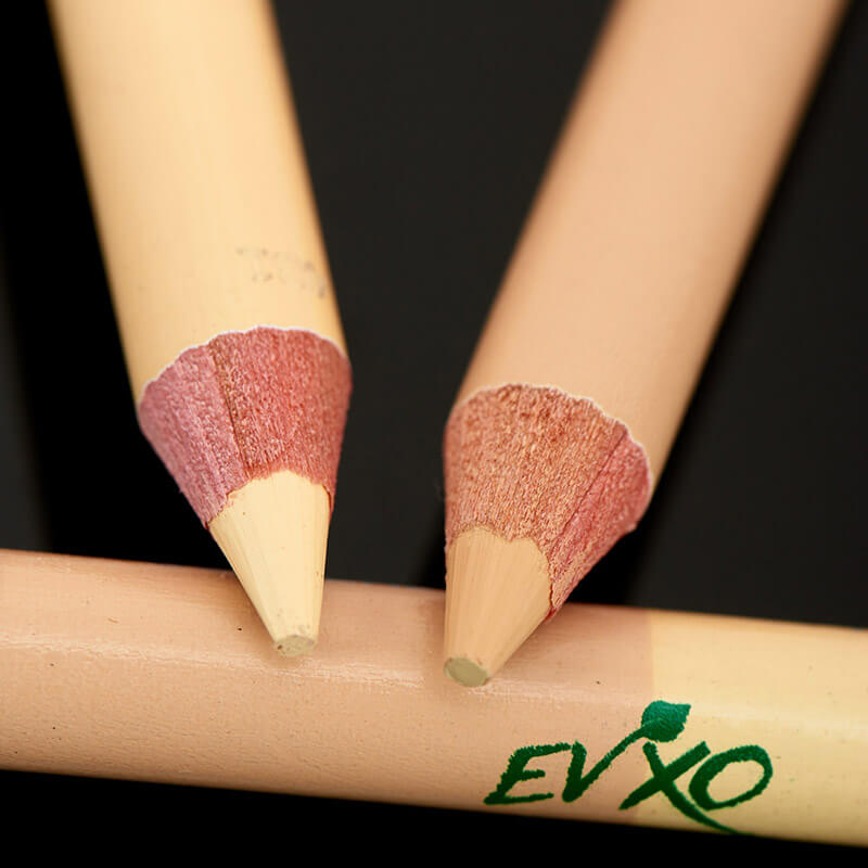 Duo Concealer/Organic Highlighter Pencil - EVXO Cosmetics