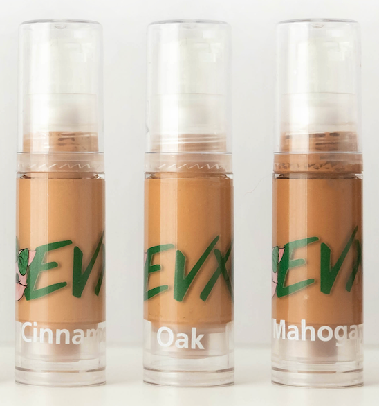 Foundation Sample Packs - EVXO Cosmetics