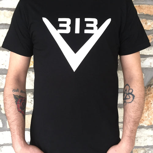 Men's Classic Via 313 Logo T-Shirt