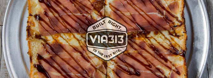 $10 Via 313 Pizza Gift Card