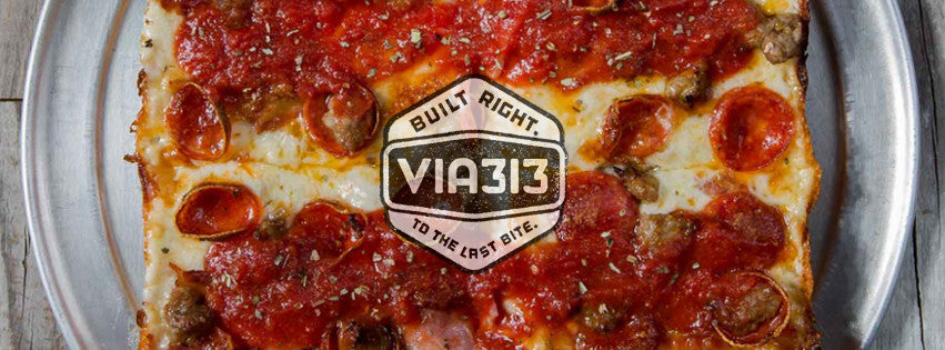 $50 Via 313 Pizza Gift Card