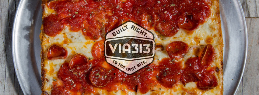 $25 Via 313 Pizza Gift Card