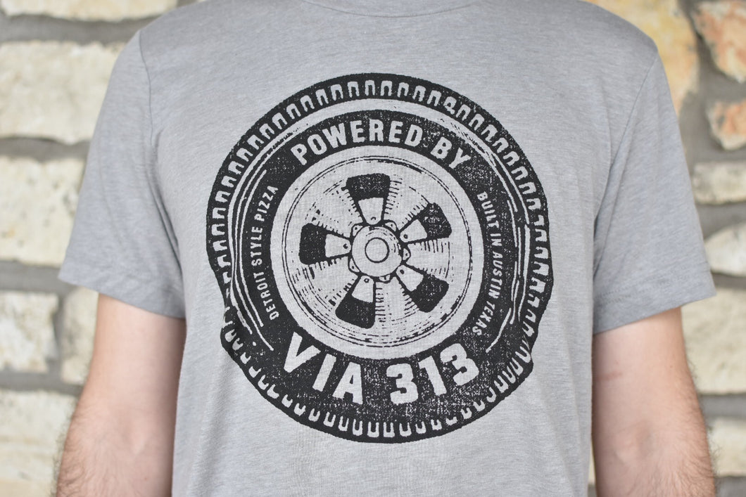 Via 313 Wheel Shirt