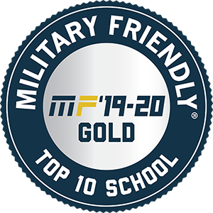 Military Friendly School Award Plaque