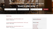 G.I. Jobs - Job Board Listings