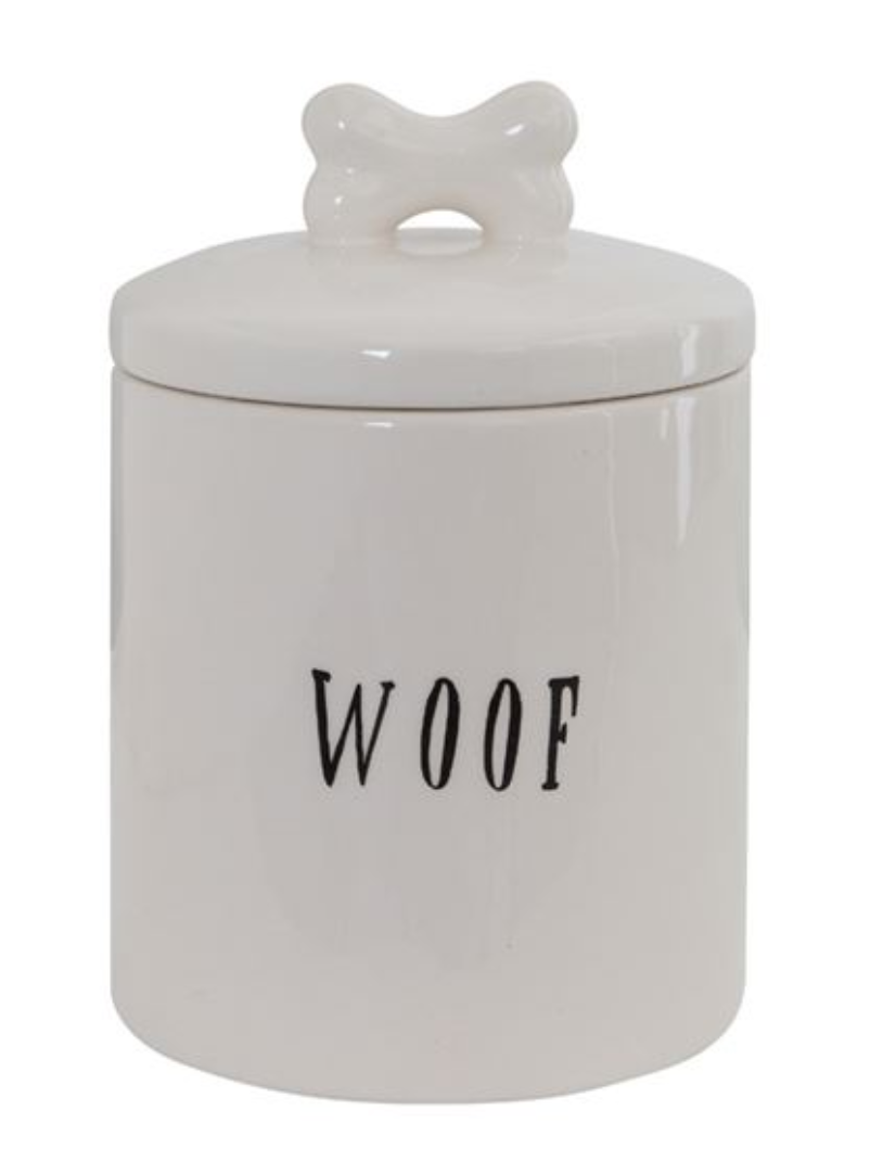 Woof Canister