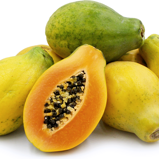 Sunrise Solo Hawaiian Papaya Seeds (Carica papaya)
