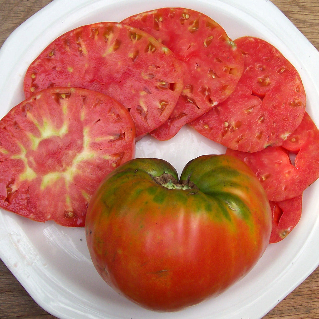 German Red Strawberry Tomato Seeds
