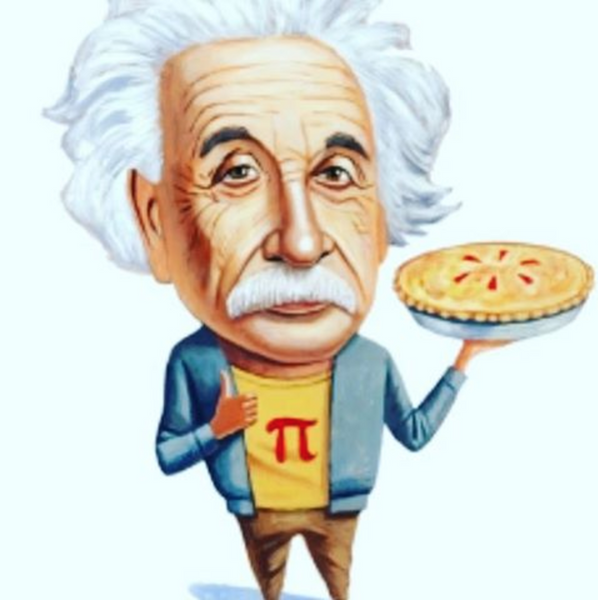 Why we celebrate Pi Day!