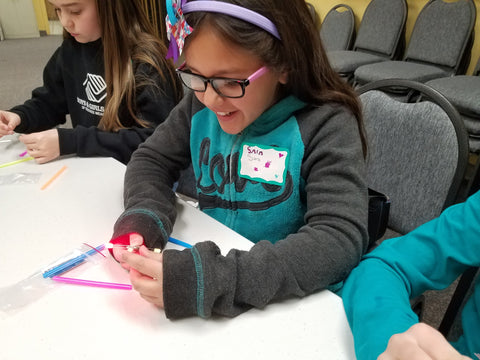 girl scouts steam workshop