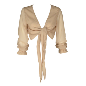 Cover Tie Top – Sand