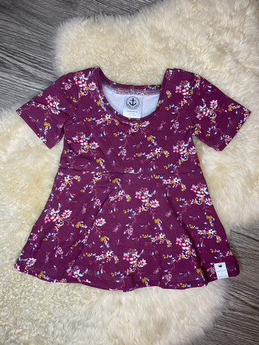 Grow with me dress 3-12 months