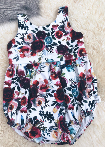 Bahama bubble romper (assorted prints)