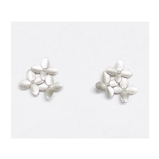 Daisy Trio Stud Earrings