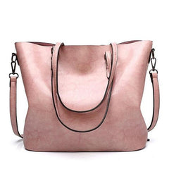 Glossy PU Leather Nice Tote