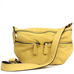 Multi Pockets Vintage Satchel Bag