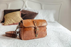 Lila's Beauty Bag has genuine leather bags and backpacks on it's bag collection