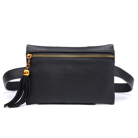 Fashion Tassel Fanny Pack,  bag, [product_collection], Lila's Beauty Bag