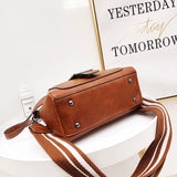 Vintage Bucket Belt Shoulder Bag,  bag, [product_collection], Lila's Beauty Bag