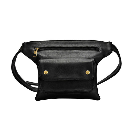 Casual PU Waist Pack,  bag, [product_collection], Lila's Beauty Bag