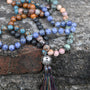Popular 7 Chakras Yoga Necklace,  Mala, [product_collection], Lila's Beauty Bag