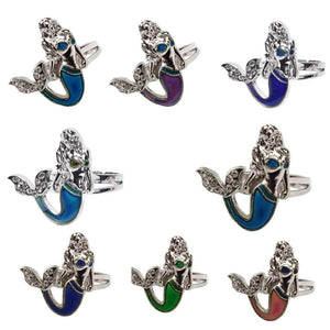 Mermaid Mood Rings