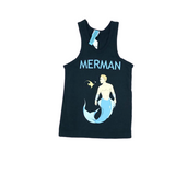 Little Merman tank top