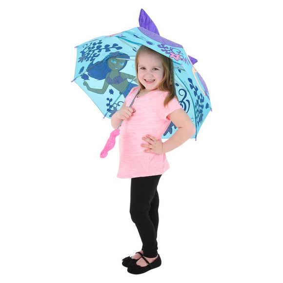 kids Mermaid Tail umbrella