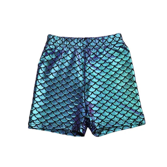 Mermaid/ Mermen Shorts