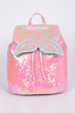 Sequin Backpack Mermaid PP6965