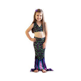 Dragon Tail Toddler Mermaid Tail