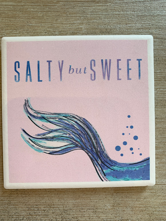 Salty but Sweet Coaster