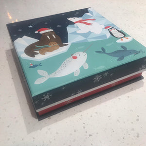 Small Narwhal Fishmas Box