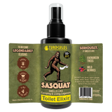 Sasquat Toilet Elixir