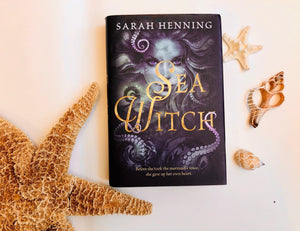 Sea witch book